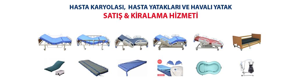 Hasta Yatağı Kiralama Şişli