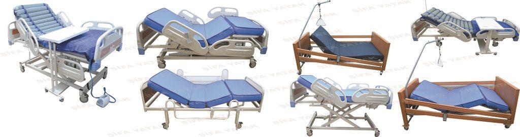 Hasta Yatağı Kiralama ve Satış