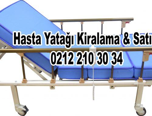 2 Motorlu Hasta Yatağı SY-300