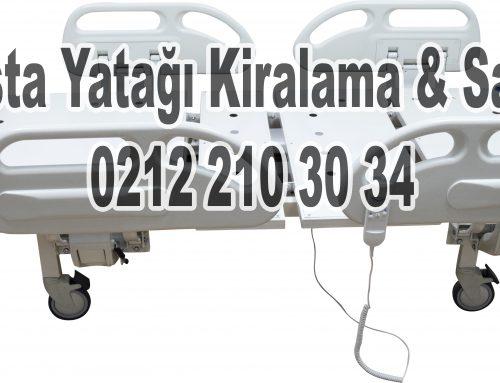 Full ABS 2 Motorlu Hasta Yatağı SY-1750