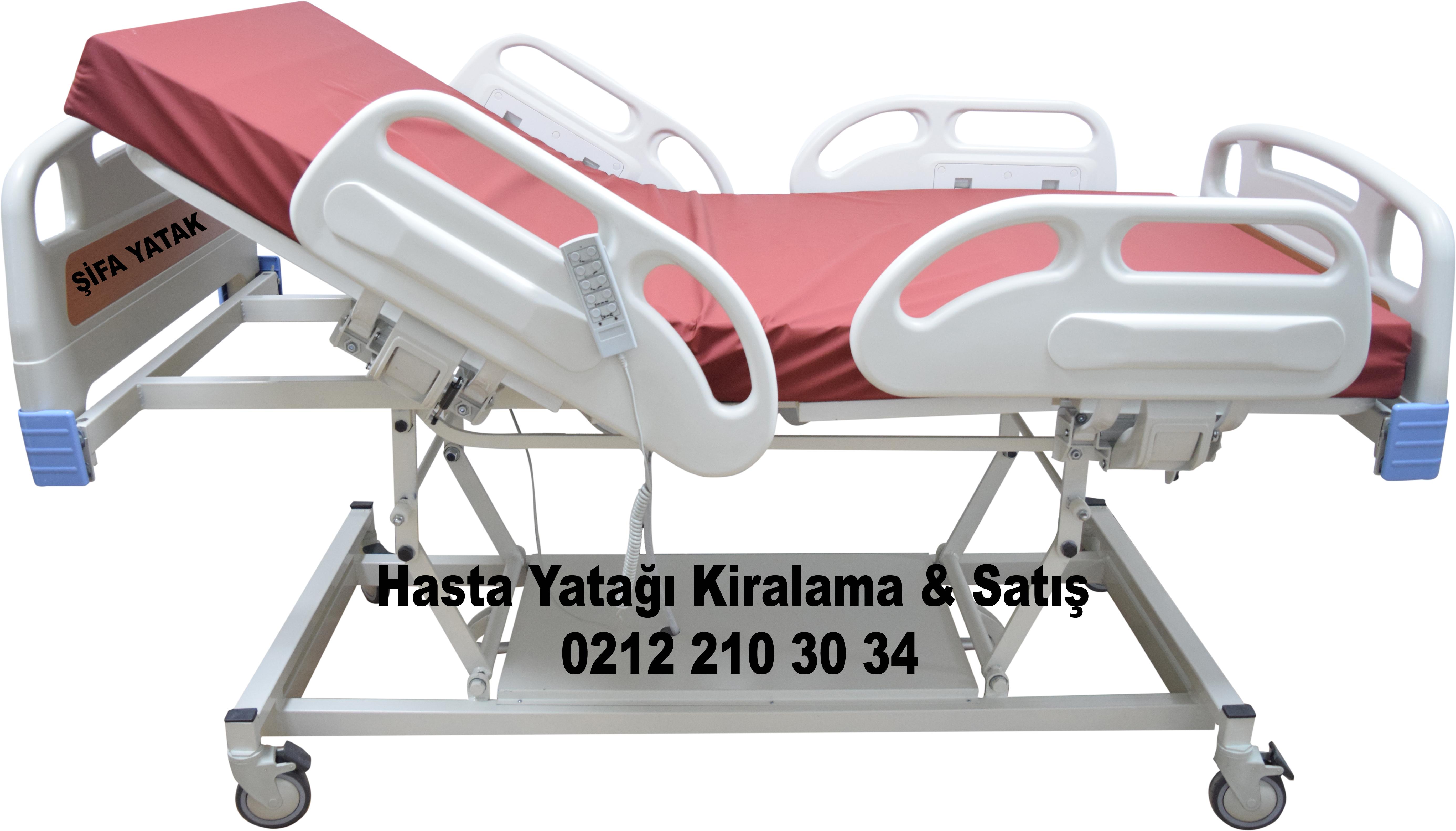 Hasta yatağı istanbul