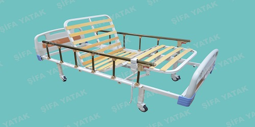 2 Motorlu Hasta Yatağı SYS-1300