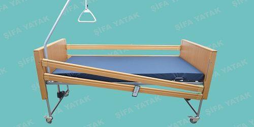 Alman Ahşap Hasta Yatağı SYS-3600