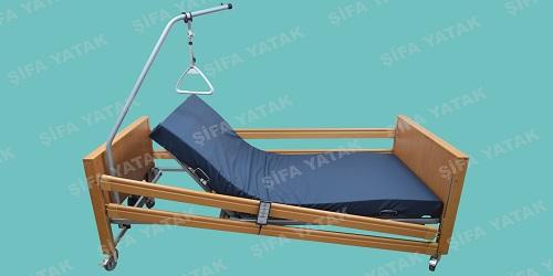 Alman Ahşap Hasta Yatağı SYK-610