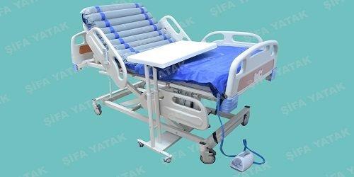 Asansörlü Hasta Yatağı Seti SET-3