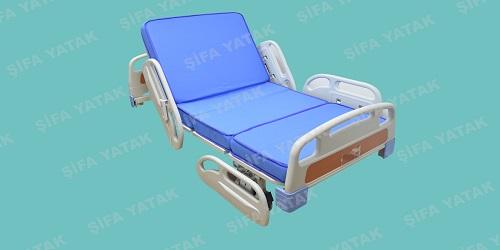 Full ABS 2 Motorlu Hasta Yatağı