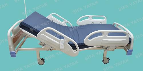 Full ABS 2 Motorlu Hasta Yatağı SYK-450