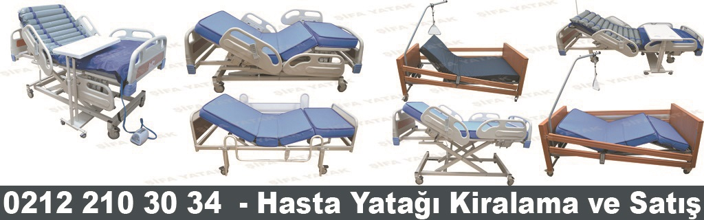 Hasta Yatağı Kiralama İstanbul Adalar