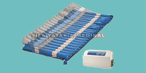 10 derece Pozisyon Veren Havalı Yatak HY-5000