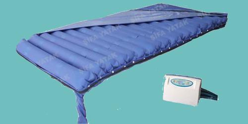 ( A+B+C )12cm Ventilasyonlu, Kılıflı Havalı Yatak HY-1500