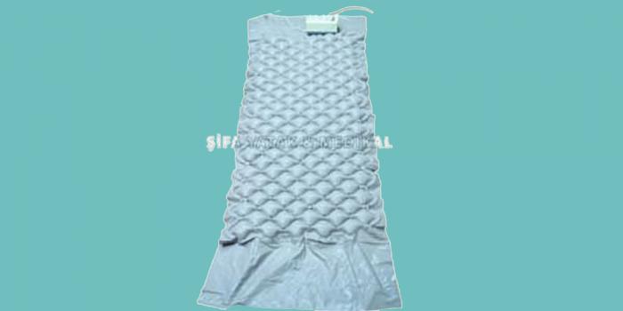 Baklava dilimliHavalı Yatak (Tek Kullanımlık) HY-300