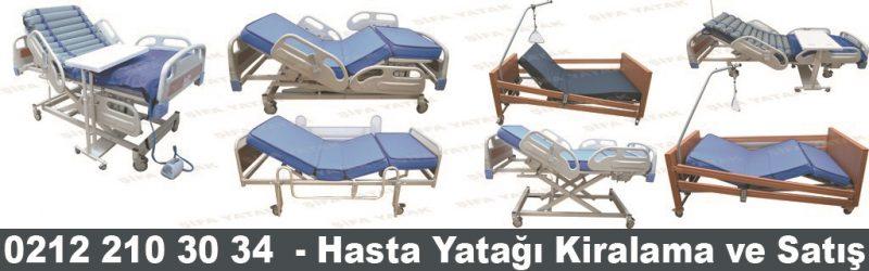 Hasta Yatağı Kiralama Ataşehir