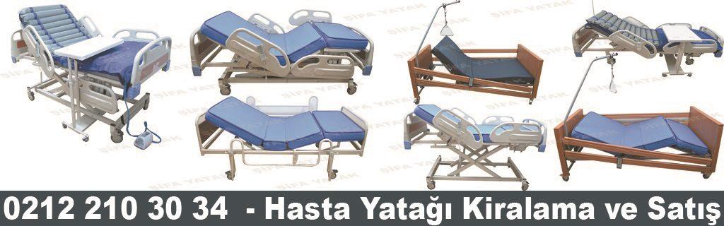 Hasta Yatağı Kiralama Bakırköy