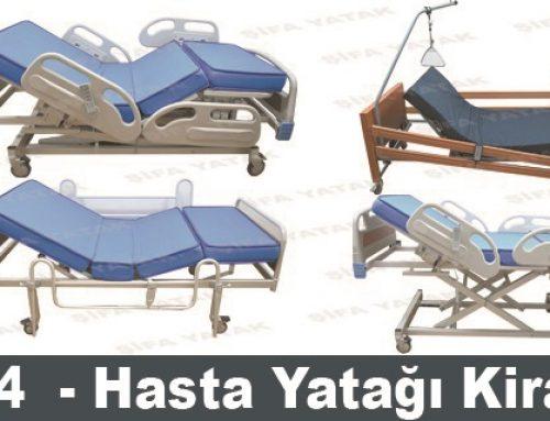 Hasta Yatağı Kiralama Bayrampaşa