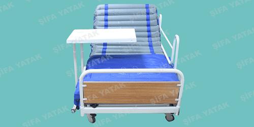 Hasta yatağı kiralama florya